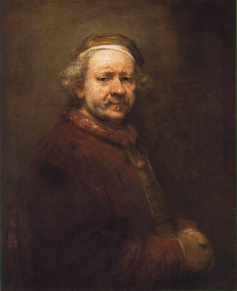rembrandt-self-portrait1669