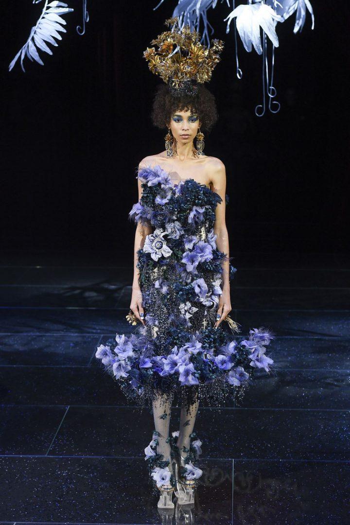 Pitoy moreno fashion show